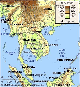 7 Gunung Tertinggi di Asia Tenggara (Bukan Versi Onthespot)