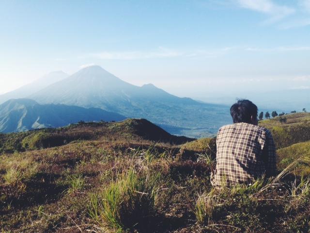 catatan perjalanan gunung prau