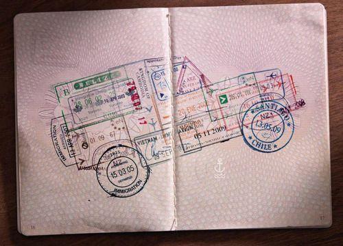 Apa itu paspor dan Visa?