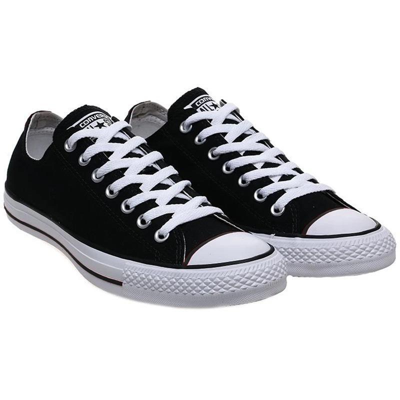 sepatu all star hitam