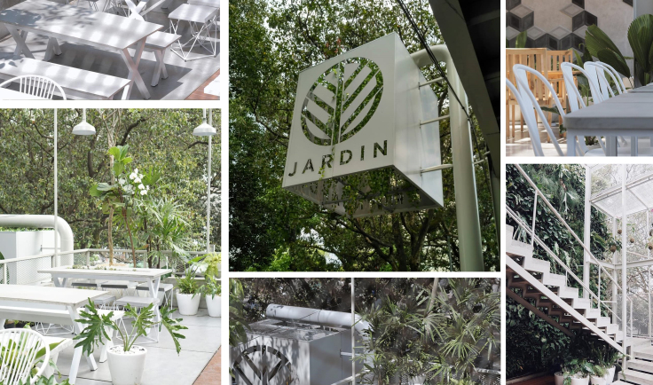 jardin cafe bandung