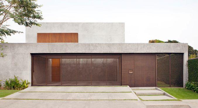 desain garasi rumah