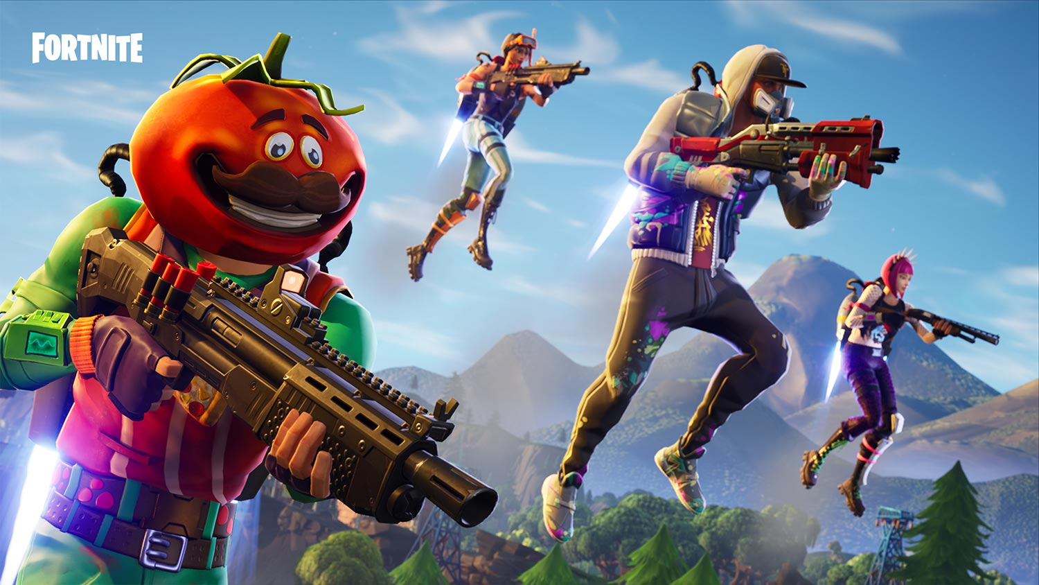 3 Fakta Tentang Fortnite, Game Battle Royale Saingan PUBG