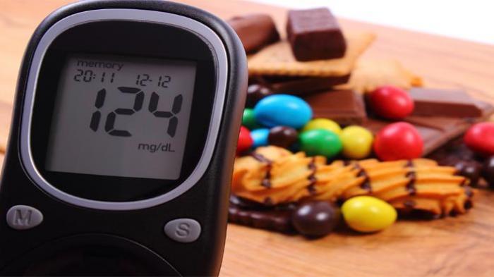 alat ukur gula darah