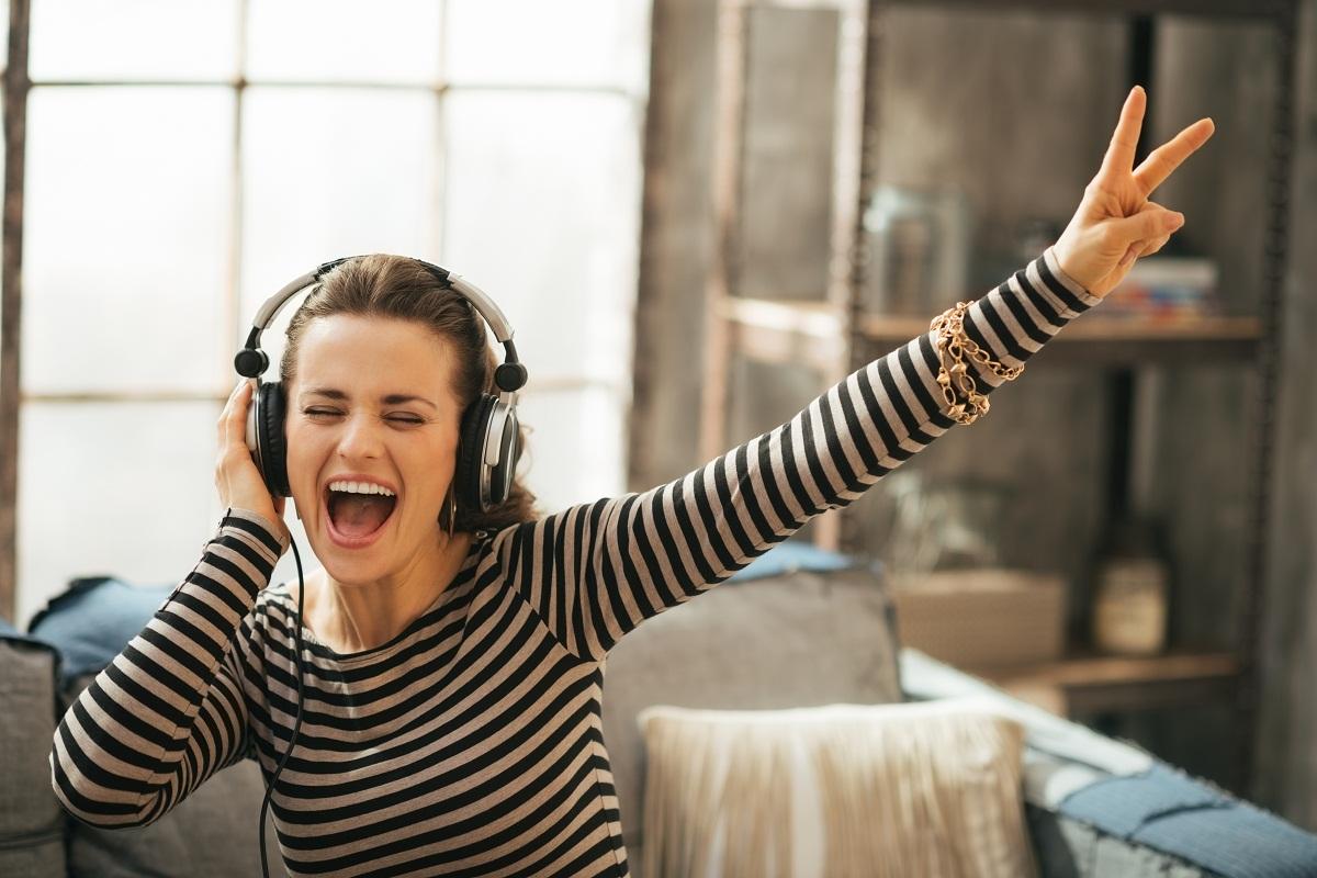 meningkatkan mood dengan musik