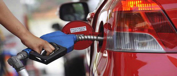 isi bahan bakar