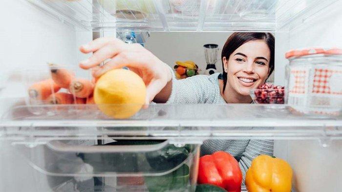 simpan makanan di kulkas
