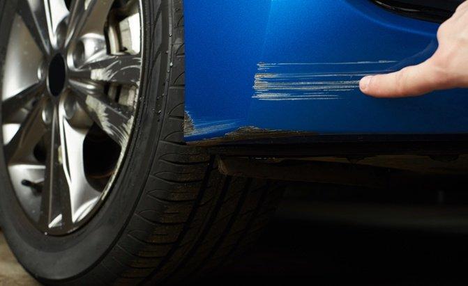 Kenali Bagian-bagian Mobil yang Berpotensi Terjadi Baret