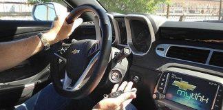 fitur canggih mobil