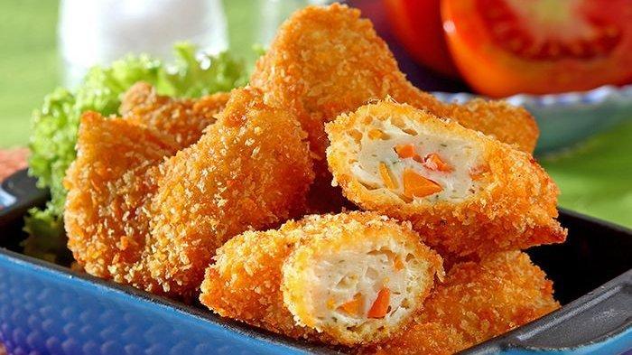 Nugget Ayam Wortel – Camilan Enak yang Bisa Dibuat di Rumah!