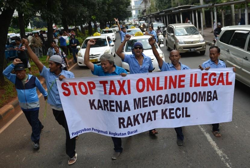 demo taksi online