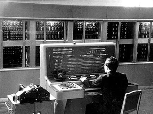 super computer 1960
