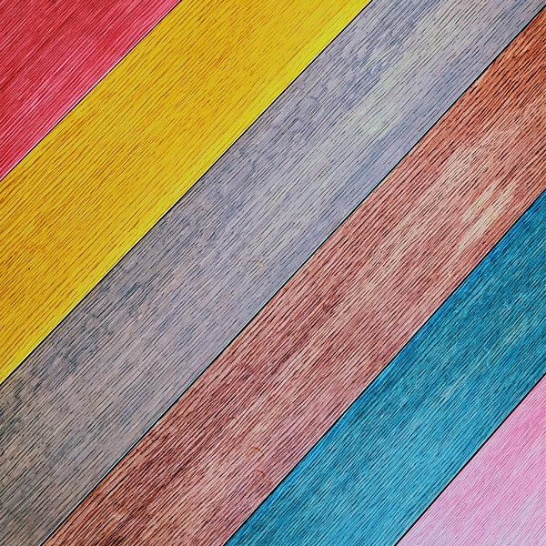 warna warni kaos polos