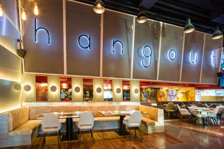 hangout cafe hotel