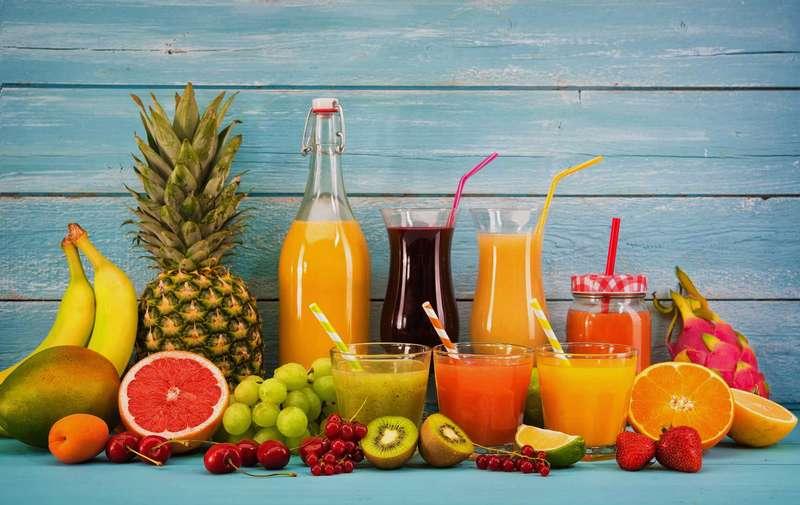 Jus dan Buah Segar, Mana yang Lebih Sehat?
